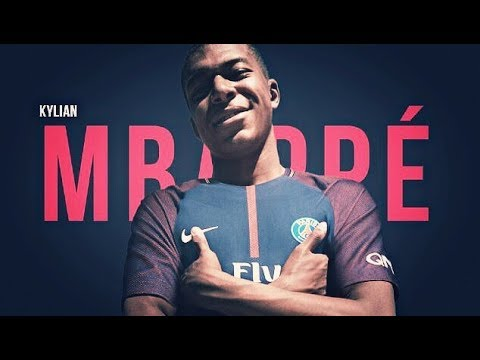 Kylian Mbappe • Welcome To PSG • Best Goals & Skills 2016/2017 HD