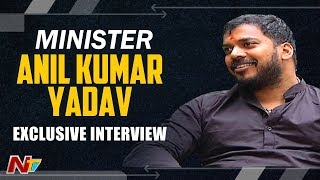 Minister Anil Kumar Yadav Exclusive Interview   Point Blank
