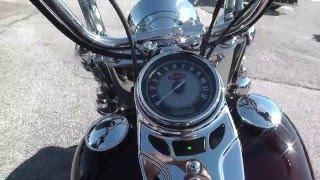 7. 031418 - 2010 Harley Davidson Heritage Softail Classic FLSTC - Used Motorcycle For Sale