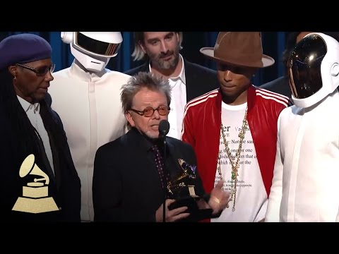 grammy awards winners - Subscribe to the GRAMMY Channel NOW: http://grm.my/1dTBF8H Daft Punk win Album Of The Year ('Random Access Memories') at the 56th GRAMMY Awards. For a comple...