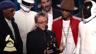 Daft Punk Win Album Of The Year