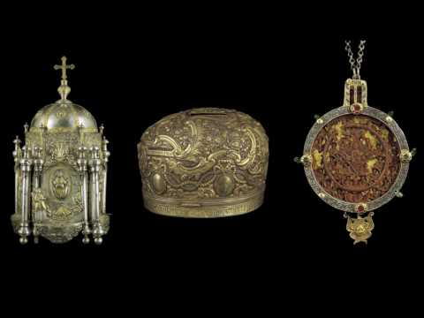 Ecclesiastical treasures from Eastern Thrace