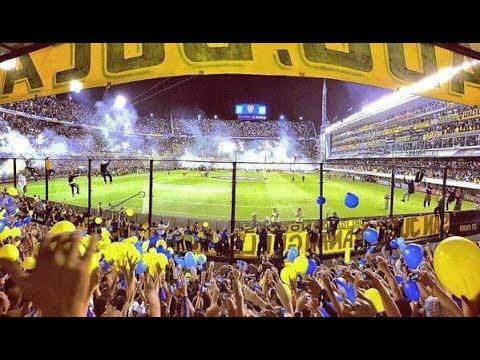 Boca 4 Godoy Cruz 1 - Desde la 12 - La 12 - Boca Juniors - Argentina - América del Sur
