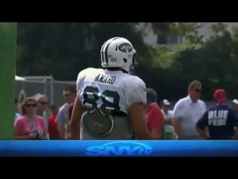 Video: Jets Camp Report: Amaro Injury, Colon Returns