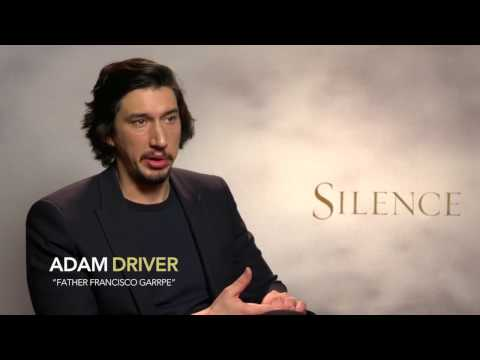 Silence (Featurette 'Character Research')