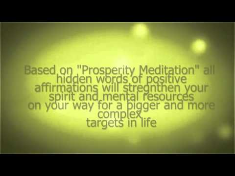 Video of Subliminal Attract Money Video