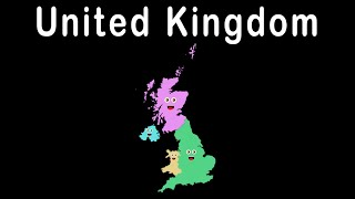 Learn about the United Kindoms countries and capitals with this fun and educational, catchy animated video. And don't forget to ...
