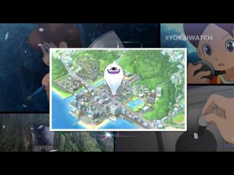 E3 2015: Yokai Watch