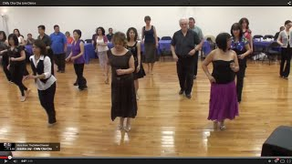 Chilly Cha Cha Line Dance