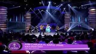 Video FITRI CARLINA Feat SAIPUL JAMIL [Suka Sama Suka] Live At Swara Langit Fitri Carlina RTV (23-06-2014) MP3, 3GP, MP4, WEBM, AVI, FLV Mei 2019