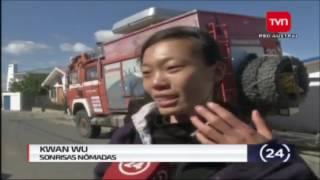 Canal24 Entrevista en Puenta Natales Feb2017