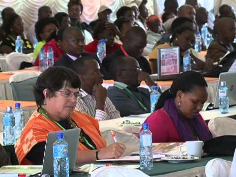 RAMAC 2014 - Dr. Anne Kinyua (speech highlights)