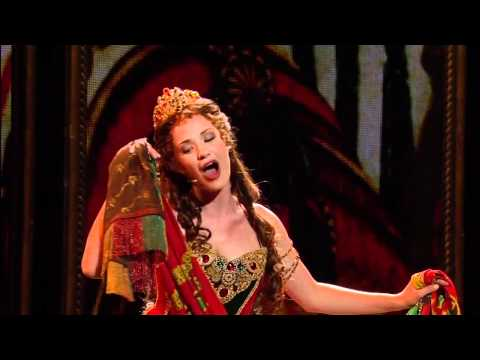 Sierra Boggess    Think Of Me    Phantom Of The Opera 25th Anniversary HD