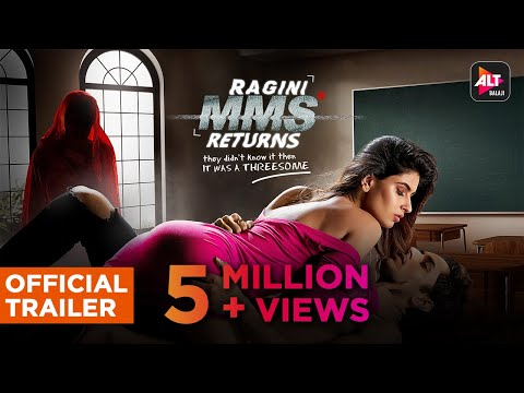 RAGINI MMS RETURNS | Official Trailer | Streaming Now
