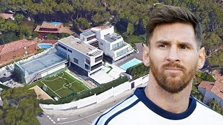 Download Video Lionel Messi Rumah di Barcelona (Dalam & Luar Desain) MP3 3GP MP4