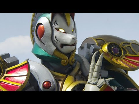 Power Rangers Super Ninja Steel - Akhir Dari Power Rangers | Madame Odius Fox Zord | Episode 8