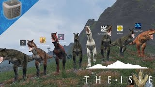 After the game breaking bug is fixed we return to TheIsle and bring our carno friends with us Welcome to The Isle, a currently very early access dinosaur su...