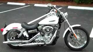 3. USED 2007 HARLEY-DAVIDSON FXDC DYNA SUPERGLIDE CUSTOM FOR SALE TAMPA