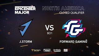 J.Storm vs Forward Gaming, EPICENTER Major 2019 NA Closed Quals , bo1 [Autodestruction]