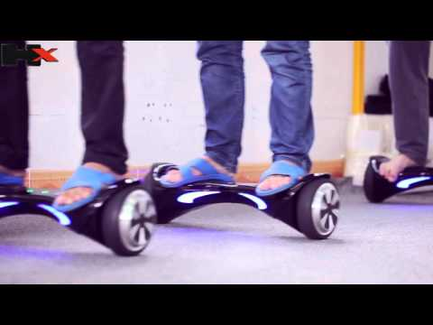 SUV self-balancing scooter - Factory Introduction