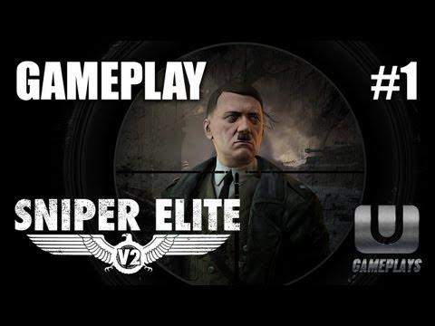 sniper elite v2 wii u youtube