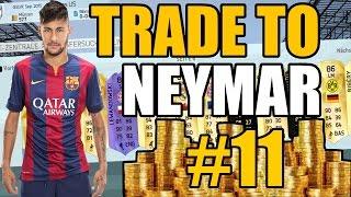 TRADE TO NEYMAR #11 TRADING TIPPS MEGA GEILER PROFIT [TRADING TIPPS] Fifa 16 Ultimate Team [DEUTSCH], neymar, neymar Barcelona,  Barcelona, chung ket cup c1, Barcelona juventus