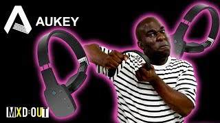 AUKEY Foldable Wireless Bluetooth Headphone ReviewToday we are looking at the AUKEY Bluetooth Over Ear Foldable Wireless Headphones. These headphones look pretty amazing but do they sound as good as they look. Find out in the review above. if you liked this video then why not checkout our headphone playlist below.https://www.youtube.com/playlist?list=PLQ_8_yVZSSGUQSBiCJIGfN6IesTT9OcMg💸 Use our Overclockers UK affiliate link! - https://goo.gl/gEUmrR💸 Or our Amazon affiliate link! - http://amzn.to/2pbp36W👕👚 SHOP MXDOUT MERCH! 👚👕https://shop.spreadshirt.co.uk/MXDOUT/See you in the next one, thanks for watching! 😜