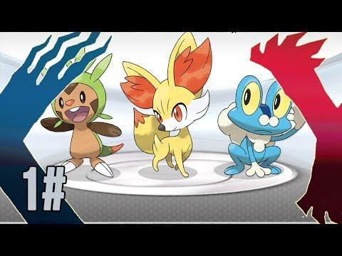 Guida Pokemon X - Parte 1 - Benvenuti a Kalos