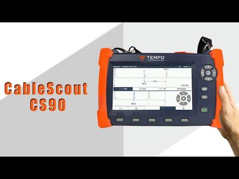 Telecom Cable TDR CS90