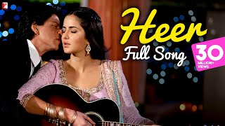 Nonton Heer   Full Song   Jab Tak Hai Jaan   Shah Rukh Khan   Katrina Kaif   Harshdeep Kaur   A  R  Rahman Film Subtitle Indonesia Streaming Movie Download