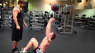 How To: Medicine Ball Throw-Up