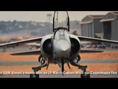 Mirage F1 Saaf Angola Border War