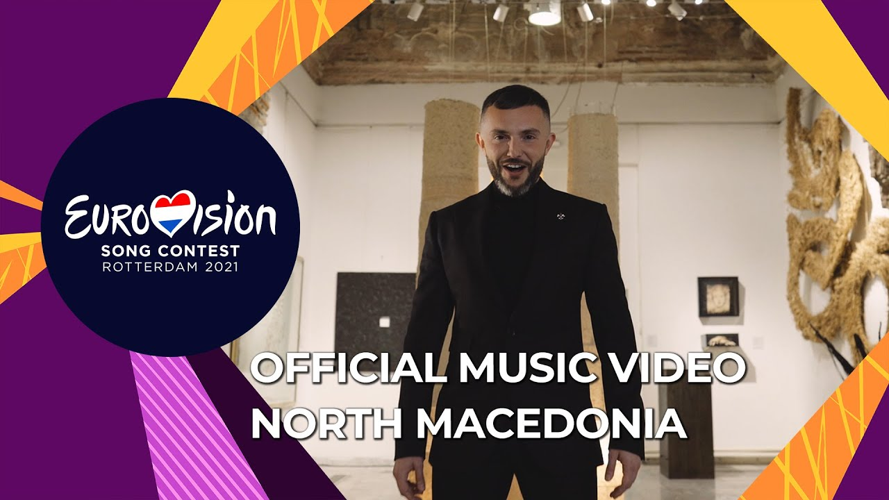 Vasil - Here I Stand (North Macedonia 2021)
