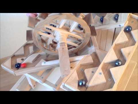 Невероятные деревянные механизмы / Paul Grundbacher