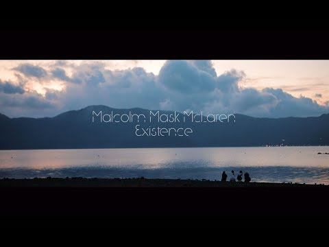 , title : 'Malcolm Mask McLaren /「Existence」MV'