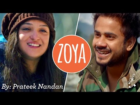 Zoya (Original) by Prateek Nandan | Being Indian Music
