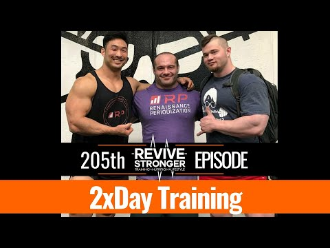 205: 2xDay Training Roundtable w/ Mike Israetel, Jared Feather & Charly Joung
