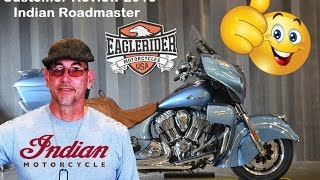4. Customer Review of the 2016 Indian Roadmaster
