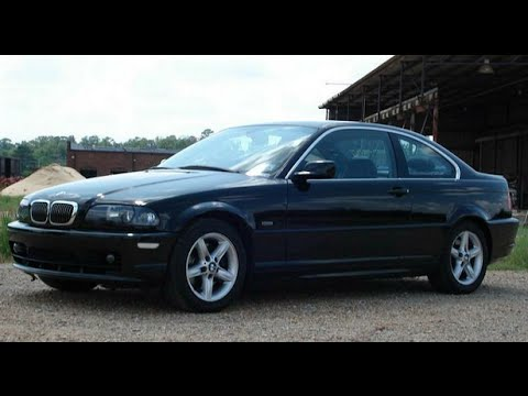 E46 BMW 328ci -  One Take