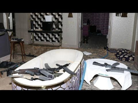 FBI investigates new person of interest in Las Vegas massacre