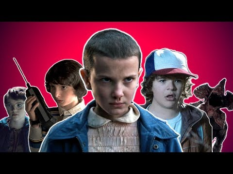 "Stranger Things Song - ""Braniac"" Music Video"