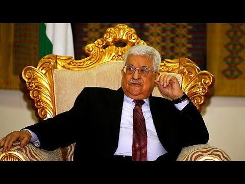 Μαχμούντ Αμπάς: «Το Ισραήλ επιδιώκει ένα απαρτχάιντ»