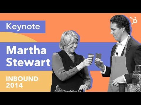 Martha Stewart Keynote