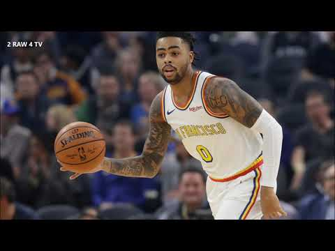 D'ANGELO RUSSELL SCORES CAREER HIGH 52 POINTS IN LOSS TO MINNESOTA TIMBERWOLVES