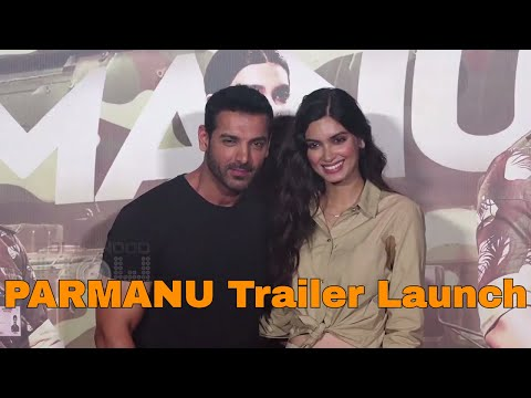 John Abraham Parmanu Trailer Launch In Mumbai | Di