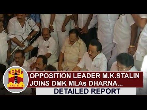 Opposition-Leader-M-K-Stalin-joins-DMK-MLAs-Dharna-Thanthi-TV