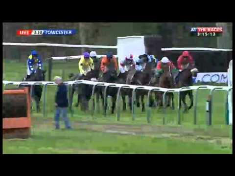 4000 - Watch the replay of Tony McCoy's 4000th National Hunt winner. McCoy accomplished the feat at Towcester racecourse on Thursday the 7th of November 2013. http:...
