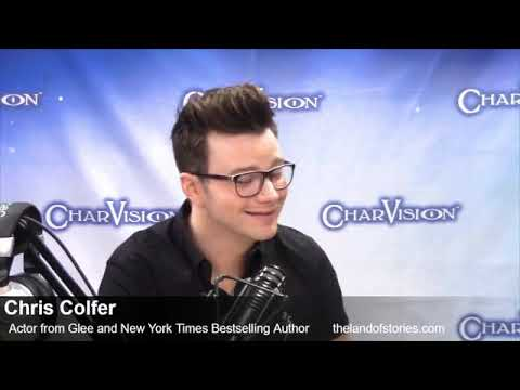 "CharVision Season 13 Episode 9 w/Chris Colfer ""Land of Stories"""