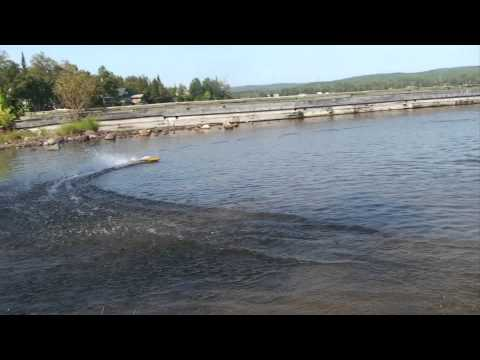 Brushless Micro HydroMite (Micro RC Boat)