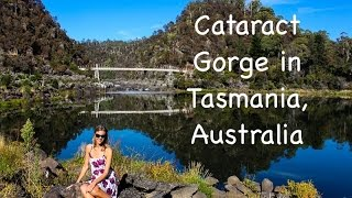 Launceston Australia  city photo : Travel to Cataract Gorge Launceston in Tasmania, Australia